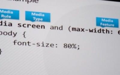 media-queries- CSS3