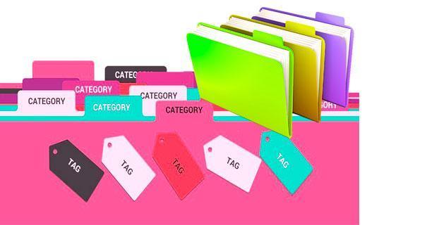 Arquitectura web para categorías